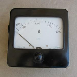 Ampermetp E 309