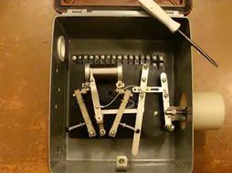 BKC-3 blok cervomotora