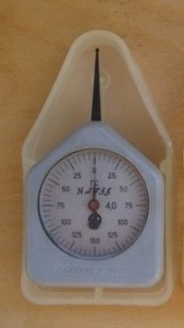Граммометр часового типа ГС