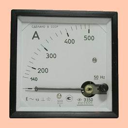 Ampermetr E 350