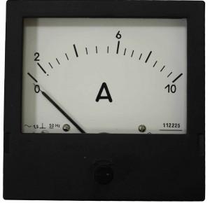 ampermetr E 365-1. E 365-2