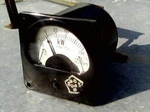 Щитовой Ваттметр Д85, киловаттметр Д85