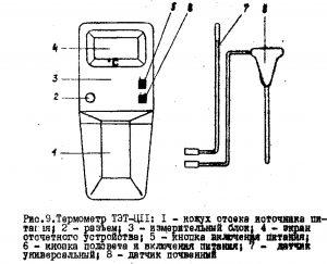Электронный транзисторный цифровой ТЭТ-Ц11,
