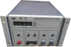 анализатор АКК-М-02
