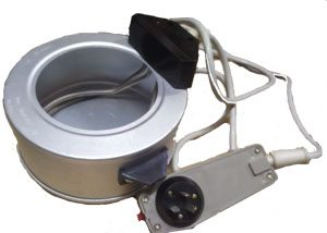 Лабораторная водяная баня с подогревом